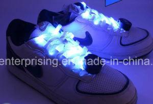 Wholesale New Design USB Rechargeable LED Shoelace pictures & photos