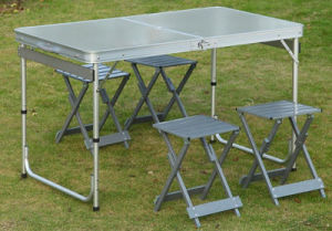 Portable Picnic Table Chair Set pictures & photos