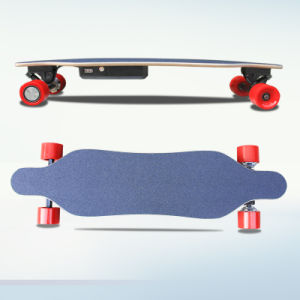 Wholesale 4 Wheels OEM Electric Mini Skateboard pictures & photos