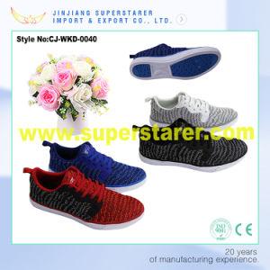 Fashion Slip Resistant Male Shoes Men Sport Shoes pictures & photos