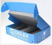 PP Folding Corrugated Plastic Box for Car Parts pictures & photos
