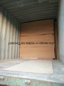 MDF Board Plain/Plain MDF Boards pictures & photos