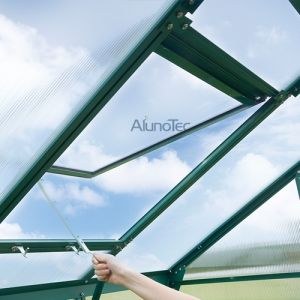 Strong Aluminium Greenhouse with Polycarbonate Sheets pictures & photos