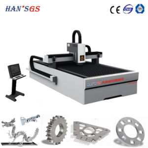850W YAG Laser Cutting Machine for Aluminum, Brass, Copper, Ms, Ss Sheet pictures & photos