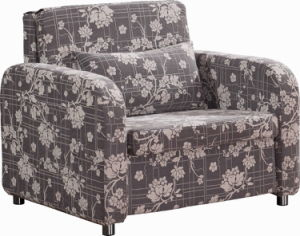 All Metral Frame Fabric Sofa Cum Bed for Apartment Unit Furniture pictures & photos
