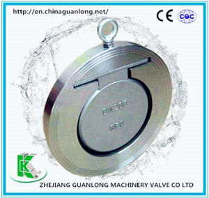 Wafer Type Swing Slim Check Valve (H74 W/H/N/X/F) Non Return pictures & photos