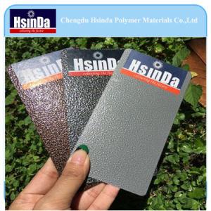 Hsinda Silver Gold Antique Bronze Copper Hammer Texture Spray Powder Coating pictures & photos