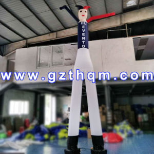 Mini Inflatable Single Leg Air Dancers for Outdoor Event pictures & photos