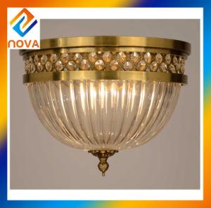 Golden Pendent Ceiling Lamp Modern Creative Chandelier Light pictures & photos