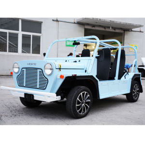 150 Km Endurance Mileage Electric Tourist Coach Sightseeing Car pictures & photos