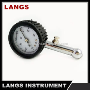 "022  2"" Auto Parts Black   Steel  Vacuum Pressure Gauge pictures & photos"