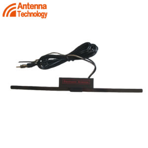 Glass Active Radio Antenna with Rg174u Cable pictures & photos