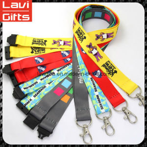 Fine Quality Printed High End Lanyard pictures & photos