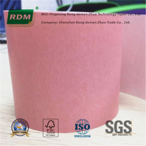 Salmon Thermal Paper for Brasil Market pictures & photos