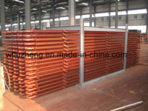 China Industrial Carbon Steel Spiral Finned Tubes Economizer, H or Double H Fin Tube pictures & photos