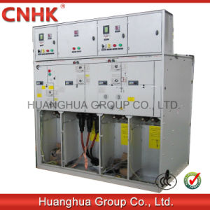 Cnhk Hrm6 Rmu Ring Main Unit Switchgear pictures & photos