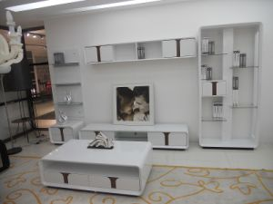 LED Hanging Cabinet with TV Stand Furniture (GB-190) pictures & photos