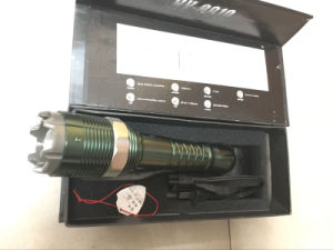 Flashlight with LED Electric Shocker/Self-Defense Device pictures & photos