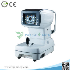 Hospital China Ophthalmic Equipment Portable Auto Refractometer pictures & photos
