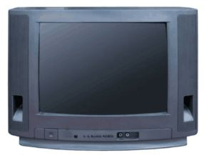 "17"" R2 Color TV 17"" Pure Flat TV pictures & photos"
