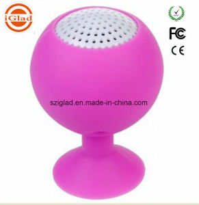 Wireless Mini Portable Waterproof Cup Shape Suction Bluetooth Mobile Speaker pictures & photos