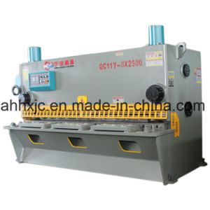 QC11k 8mm2500mm Hydraulic Guillotine Shearing Machine for Steel Metal Shearing pictures & photos