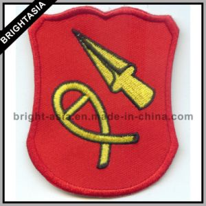 Wholesale Custom Embroidery Patch for Clothing or Cap (BYH-101149) pictures & photos