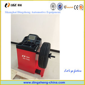 Wheel Balancer Pin Plate Wheel Balancer Portable Ds-7100