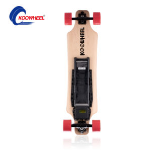 High Quality Four Wheel Smart Fashion Electric Skateboard pictures & photos