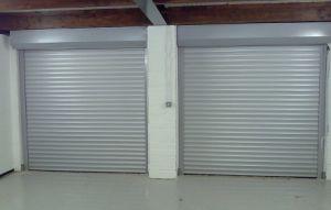 Custom Garage Doors High Speed Spiral Door (Hz-FC0632) pictures & photos