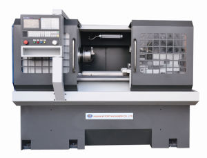 CNC Lathe with Flat Bed and Hardened Rail Ek6140X1000 pictures & photos