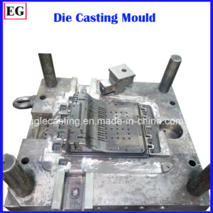 Aluminum LED High Bay Light 800 Ton Die Casting Mould pictures & photos