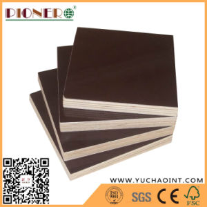 18mm Combi Core Core Melamine Glue Film Faced Plywood pictures & photos
