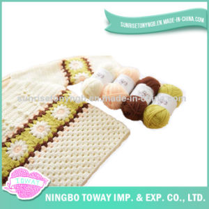 New Women Knitting Wool Color Combination Crochet Sweater pictures & photos