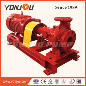 Diesel Eengine Circulation End Suction Fire Fighting Centrifugal Water Pump pictures & photos