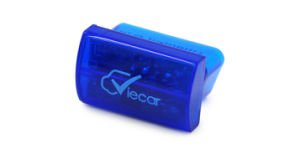 Mini Elm327 Viecar 2.0 OBD2 Bluetooth Interface Auto Diagnostic Scanner Support Android/Windows/Symbian System pictures & photos
