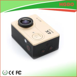 Wholesale Durable Mini 4k Sport DV with Wide Angle pictures & photos