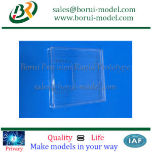 Transparent CNC Machining Plastic Parts pictures & photos