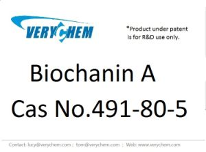 Pharmaceutical Food Additive Biochanin a (CAS 491-80-5) pictures & photos
