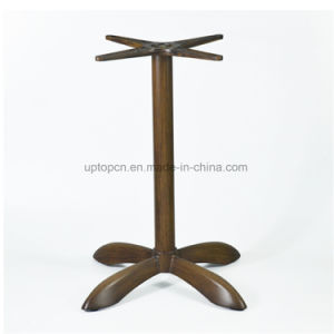 Outdoor Aluminum Cross Restaurant Table Base (SP-ATL266) pictures & photos