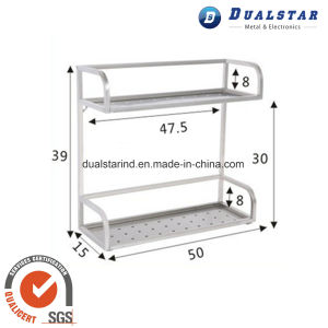 Household 304 Stainless Steel Spice Rack