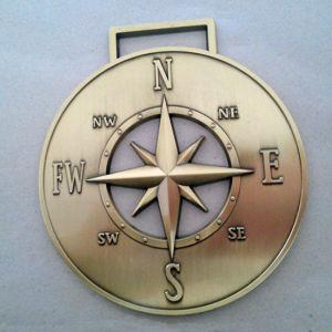 3D Marathon Medaillen with Antique Finish, Cusotmized Sport Medal pictures & photos
