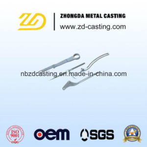 OEM Mechanical Parts by Steel Casting pictures & photos