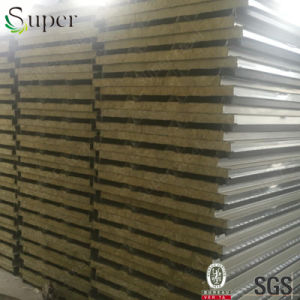 Fireroof Rockwool Sandwich Roof and Wall Panels From China Supplier pictures & photos