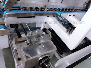 Cardboard Box Folding Gluing Machine (GK-B) pictures & photos