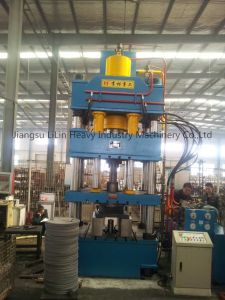 Double-Action Sheet Stretching Hydraulic Press (YLL28-400/630) pictures & photos
