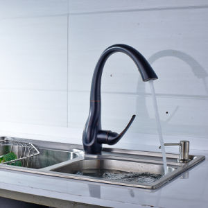 Oil Rubbed Kitchen Sink Water Mixer pictures & photos