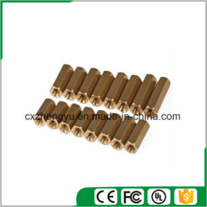 M2 Female to Female Brass Hex Standoff/Spacer, M2 Brass Hex Spacer pictures & photos