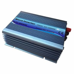Gti-600W-18V-220V-B 11-32VDC-Input 220VAC-Output Pure Sine Wave Grid Tie Inverter pictures & photos