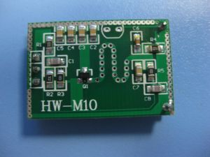 Factory Supply Microwave Doppler Radar Detector Module (HW-M10) pictures & photos
